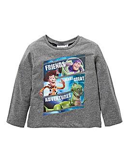 Toy Story Buzz Lightyear Boy L/S T-Shirt