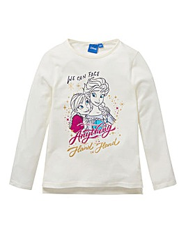 Frozen Girls Long Sleeve T-Shirt