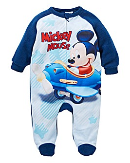 Mickey Mouse Boys Sleepsuit