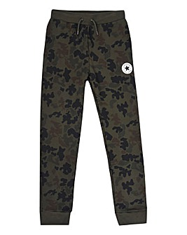 Converse Boys Camo Chuck Jog Bottoms
