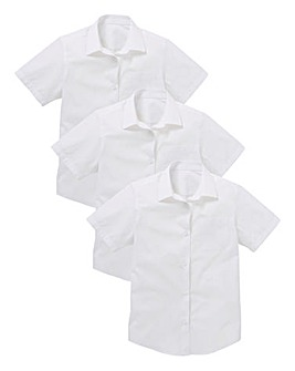 KD Older Girl 3 Pack S/S School Shirts G