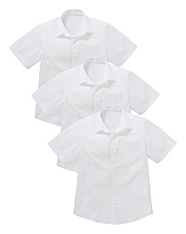 KD Older Boy 3 Pack S/S School Shirts G