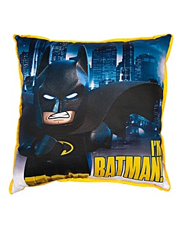 Lego Batman Canvas Cushion
