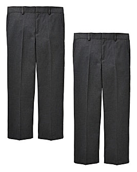 KD Boys Pack of Two Trousers Gen