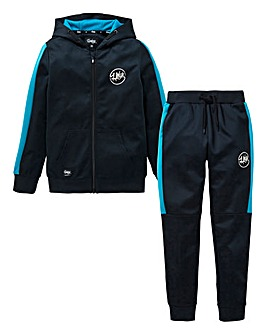 Henleys Boys Poly Tracksuit