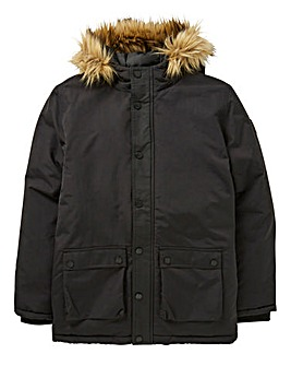 Henleys Boys Hooded Parka