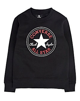 Converse Boys Chuck Patch Sweatshirt