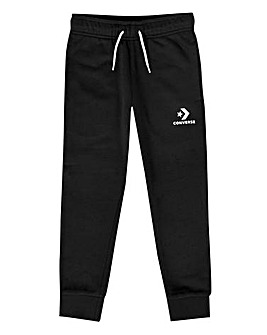 Converse Boys Stacked Jog Bottoms