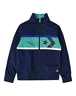 Converse Boys Chevron Woven Jacket