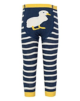 Kite Duckling Knit Leggings