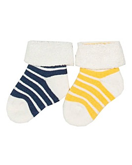 Kite Two Pack Terry Socks
