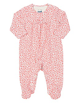 Kite Sea Floral Sleepsuit