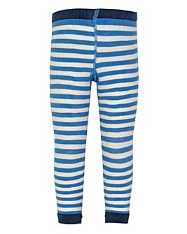 Kite Stripy Knit Leggings