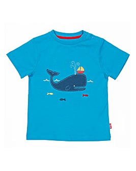 Kite Whale Of A Time T-Shirt