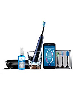 Philips HX9954/53 Sonicare Diamond Clean Lunar Blue Toothbrush with App