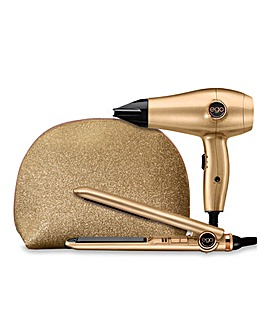 Ego Professional Gold Shimmer Travel Set