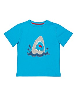 Kite Boys Shark Snack T-Shirt