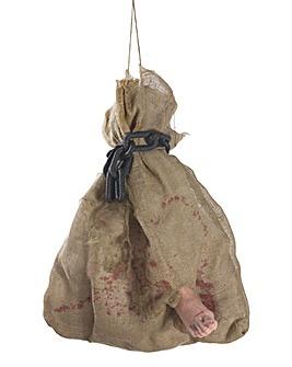 Zombie in Bag