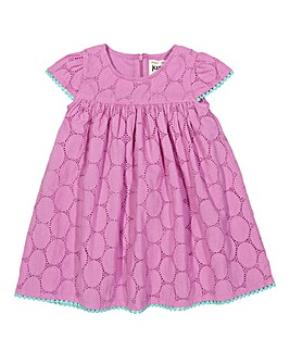 Kite Mini Broderie Dress