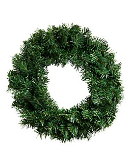 Woodcote Spruce 50cm Wreath