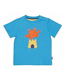 Kite Crab & Castle T-Shirt
