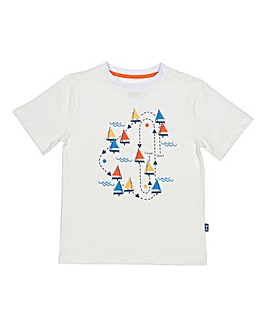 Kite Sailing Race T-Shirt