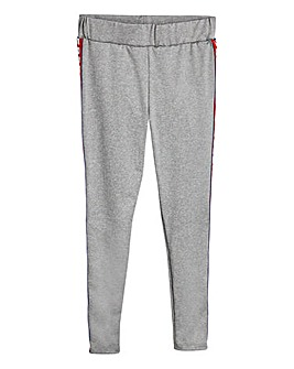 Converse Girls Leggings with Tape Detail