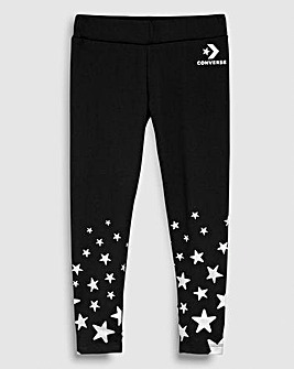 Converse Girls Star Leggings