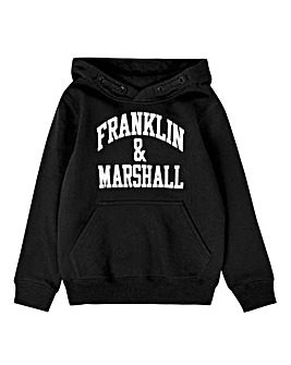 1feb53f4fb Franklin   Marshall Boys Black Hoodie