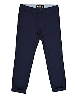 Lyle & Scott Boys Stretch Chinos