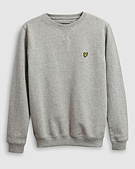 Lyle & Scott Boys Grey Sweatshirt