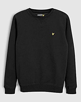 Lyle & Scott Boys Black Sweatshirt
