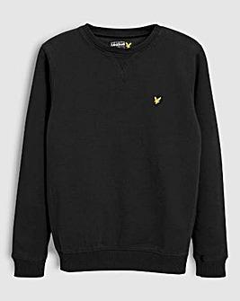 0d531578f1eb Lyle   Scott Boys Black Sweatshirt