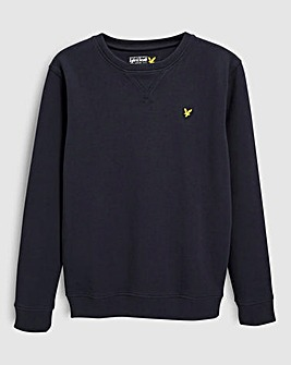 Lyle & Scott Boys Navy Sweatshirt
