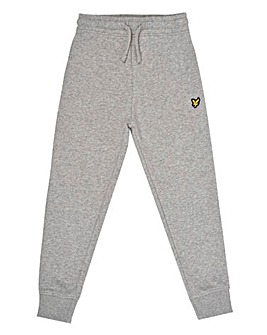 Lyle & Scott Boys Grey Jogging Bottoms