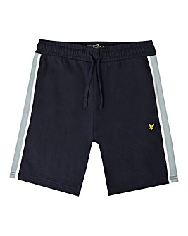 Lyle & Scott Boys Taped Sweat Shorts