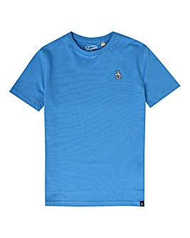 Original Penguin Boys Blue Tee