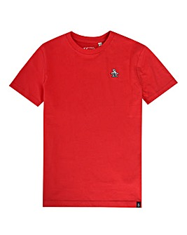Original Penguin Boys Red Tee
