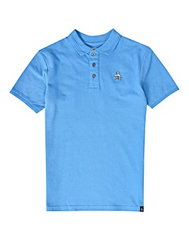 Original Penguin Boys Blue Polo