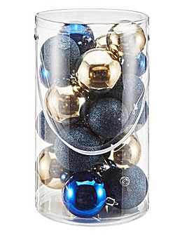 Decadence 30 Piece Bauble Pack