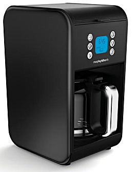 Morphy Richards Black Coffee Maker