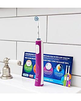 Oral B Junior Power Handle Toothbrush