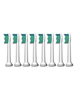 Philips 8 Pack Sonicare Pro Results Toothbrush Heads