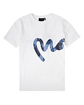 Money White Signature T-Shirt