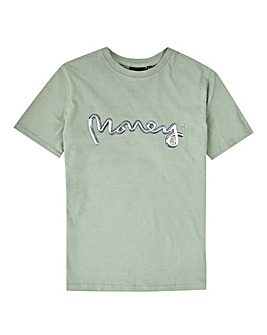 Money Green Chrome Ape T-Shirt