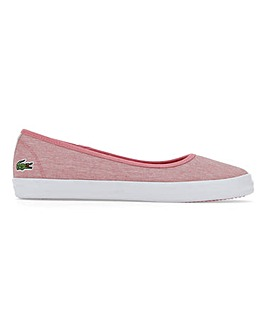 Lacoste Ziane Ballet Trainers