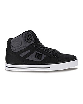DC Shoes High-Top Trainers