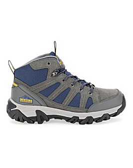Snowdonia Water Resistant Walking Boots Extra Wide Fit
