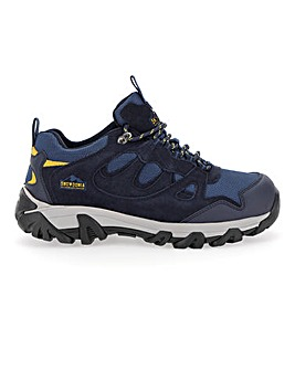 Snowdonia Waterproof Walking Trainers Extra Wide Fit