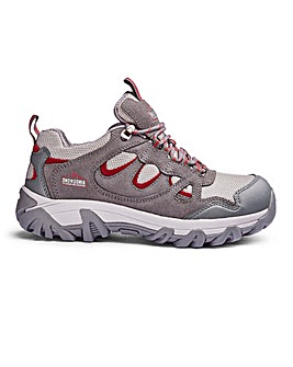 Snowdonia Waterproof Trainers EEE Fit